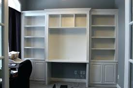 ikea desk with bookcase built in bookshelves and desk using with crown molding ikea kallax shelving unit with desk