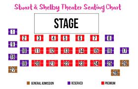 Jazz Band Seating Chart Seating Chart Arts Garage