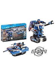 """<b>Конструктор</b> """"<b>Робот</b> / Танк"""", 380 дет., C51038w <b>CaDA</b> 10748580 в ..."""