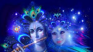 3D HD Radha Krishna Wallpaper: Desktop ...