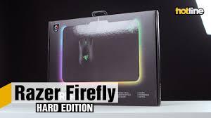 <b>Razer Firefly</b> — экспресс-обзор игровой поверхности - YouTube
