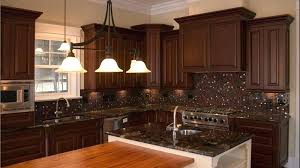 cherry cabinets with quartz countertops cherry cabinets