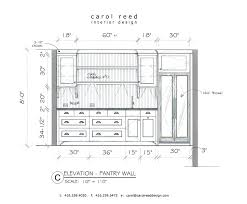 Kitchen Cabinet Dimensions Chart Standard Kitchen Cabinet Dimension Standard Kitchen Cabinet