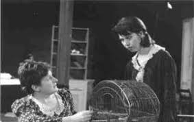 sprengl group h trifles by susan glaspell while mrs hale sews mrs peters searches for paper and string to package mrs wright s belongings and finds a birdcage in one of the cupboards