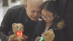 Hug Bears That Light Up Krafts Canada Wide Bear Hug Strategy