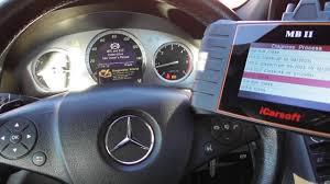 Mercedes C Class Engine Diagnostic Warning Light Mb Ii Check Engine Light Turn Off W204 C Class