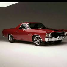 2018 New Chevy El Camino Red Color | 2018 Cars Review