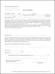 Quick Deed Form Amazing Printable Quitclaim Deed Template Quit Claim Divorce Example New