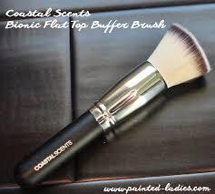 coastal scents brushes uses. coastal scents bionic flat top buffer brush brushes uses u