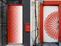 Wonderful Creative Door Painting Ideas Paint Beautiful And Tempting Front Colors To Innovation Design