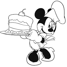 Happy Birthday Mickey Mouse Free Coloring Pages On Art Coloring Pages