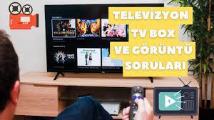 Televizyon , Tv Box ve Görüntü Teknolojileri Hakkında Merak Edilenler -  YouTube