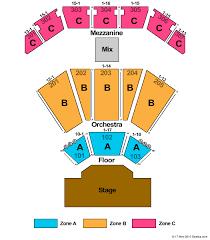 The Venue At Horseshoe Casino Seating Chart