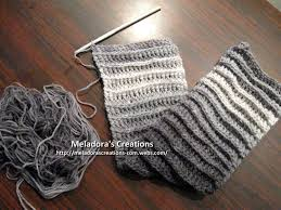 Mens Scarf Crochet Pattern Stunning Riptide Scarf Crochet Tutorial Good Scarf For Men Too YouTube