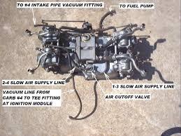 honda goldwing gl1200 carburetor vacuum hose routing randakk s blog gl1200 hose routing