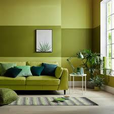 Little Greene Paint Company Reveal New Green Paint Chart