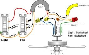 wiring a ceiling fan and light pro tool reviews Wiring Diagram Two Lights One Switch light switch fan switch 2 wiring diagram for two lights on one switch