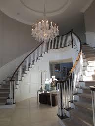 attractive modern foyer chandeliers 12