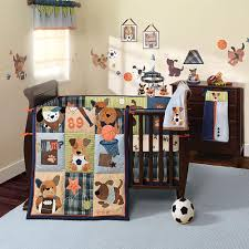 Get Lambs & Ivy Bow Wow Crib Bedding Set On Sale today at your local or or  ! Compare Prices and check availability for Lambs & Ivy Bow Wow Crib Bedding  Set.