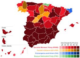 1982 Spanish General Election Wikipedia