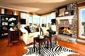brown and white rug zebra rugs home painting ideas app office couch black patchwork cowhide rug brown and white