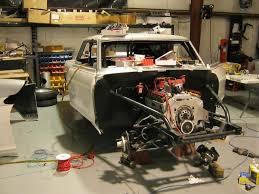 1963 Chevy Nova Dragster