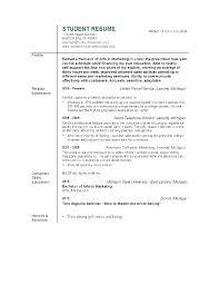 Resume Builder Objective Instant Resume Generator Builder Free ...