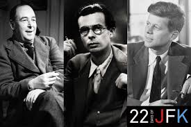 I Cried For You On The Kitchen Floor Three Great Men Died That Day Jfk Cs Lewis And Aldous Huxley