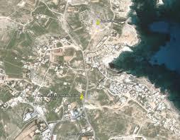 Megalithic Lampedusa Lampedusa Menhirs Of Cala Creta West Side