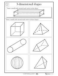 c9ba3f2a060dddb880038b04c85f8d54 d shapes worksheets th grade math worksheets 69 best images about math surface area on pinterest fifth on area problems worksheet