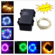 Battery Operated Led Indoor Lights Us 6 92 10 Off Newest Indoor And Outdoor Decorative 6m 60 Leds Waterproof Battery Operated Led String Lights Flashing Led Strip With Timer In Led