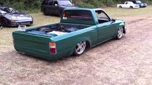 Bagged Toyota Truck - Truck Pictures