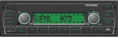 prewired kubota tractor radio css 6020e jvc wired kubota radio
