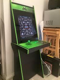 blueprint cabinet plans copy diy arcade cabinet pdf refrence vewlix arcade cabinet kit