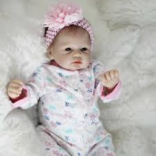 npk dolls 55cm silicone reborn babies doll cartoon gift baby realistic boneca for girls toys