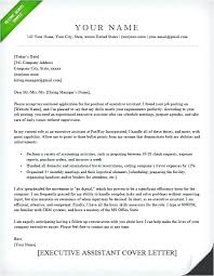 Sample Cover Letter For Administrative Assistant 10 Administrative Assistant Cover Letter Samples Lycee St
