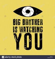 Big Brother is Watching YOU! Stock ...