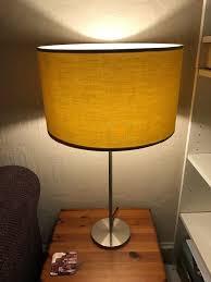 Yellow Ikea Table Lamp In Aberdeen Gumtree