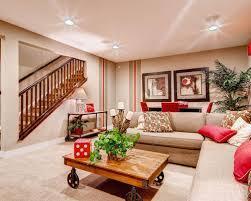 Basement Living Rooms Creative Unique Inspiration Ideas