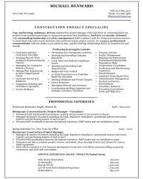 construction project manager resume examples photo construction manager resume example images construction manager resume sample