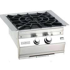 outdoor propane gas stove fire magic propane gas built in power burner outdoor stove costco outdoor