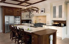 interior decorating top kitchen cabinets modern. Grandiose White And Brown Finished Hardwood Kitchen Cabinet Sets Cool  Hanging Ceiling Ideas Over Top Island Sink Also Dark Wood Interior Decorating Top Kitchen Cabinets Modern