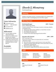 Resume Template Doc Best 28 Google Docs Resume Templates [28% Free]