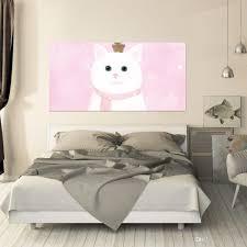 Großhandel Cartoon Design 3d Nette Katze Schlafzimmer Kopfteil