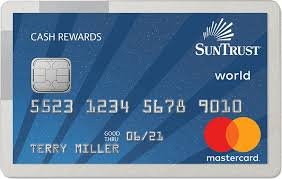 Maybe you would like to learn more about one of these? Cash Rewards Credit Card With Cash Back Suntrust Personal Banking