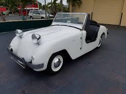 crosley for motor news 1949 crosley hotshot roadster
