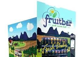 Fruit Vending Machine Best Mackays Launches First Fresh Fruit Vending Machine