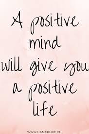 Positives Denken Warum Es Sich Lohnt Damit Anzufangen Hamerlike