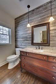 Wood Accent Wall In Bathroom Google Search New Home Remodel