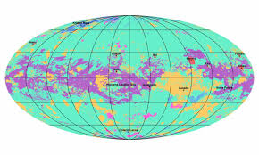 First Ever Map Of Saturns Moon Reveals Its Martian